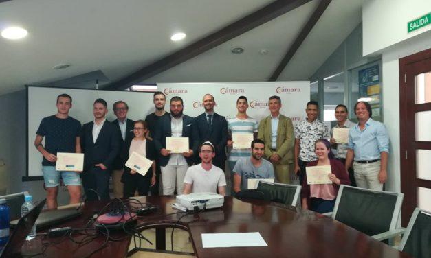 Entrega de Diplomas del Curso Pice Desarrolladores de Java