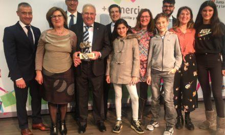Patatas Marcos Premio Comercio Tradicional de la Junta de Castilla y León