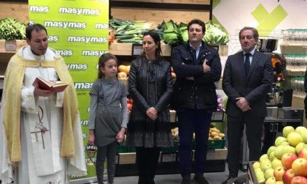Supermercados Más y Más abre una nueva tienda en León