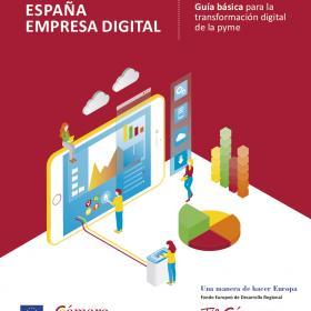 """La Cámara de España lanza la nueva web """"Empresa Digital""""."""