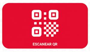 Botón para escanear QR