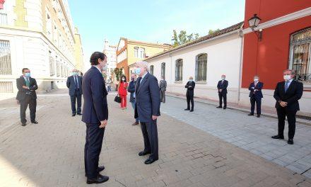 Protocolo de Colaboración entre la Junta de Castilla y León y las Cámaras de Comercio