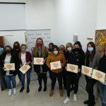 FINALIZA EL CURSO PICE DE AUXILIAR DE ESTÉTICA EN LA BAÑEZA
