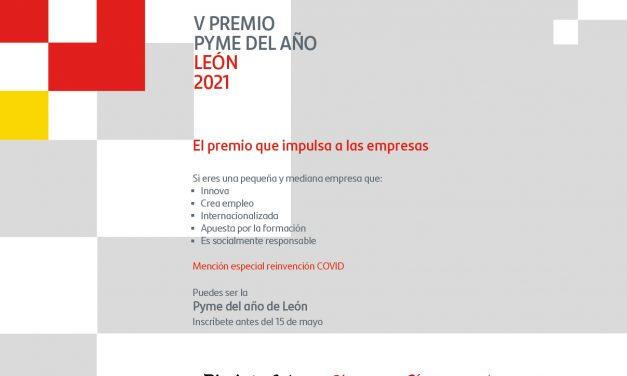 Más de 300 empresas de Castilla y León optan al Premio Pyme del Año de Banco Santander y Cámara de España