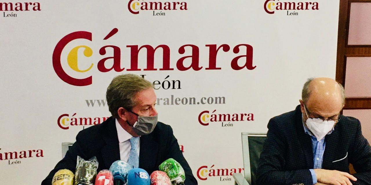 LA CÁMARA PRESENTA EL INFORME DE COMERCIO EXTERIOR 2020 EN LA PROVINCIA DE LEÓN