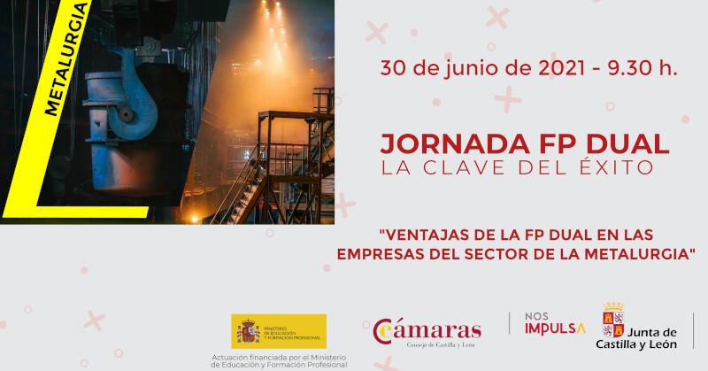Jornada Online FP DUAL SECTOR METALURGIA