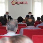 Encuentro con el Consejero de Fomento y Medio Ambiente de la Junta de Castilla y León